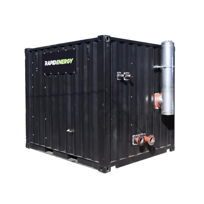 500kW Packaged Boiler Hire - Hire 500kW Packaged Boiler
