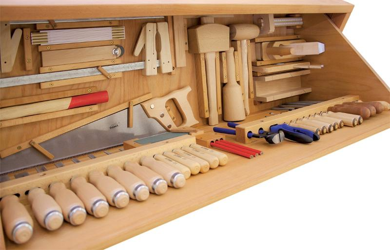 Zuberhör - Werkzeugkiste (Schrank) PRO-III