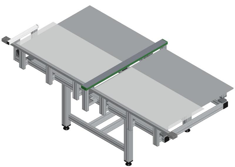 LinearLevi-Inspectionmodule -
