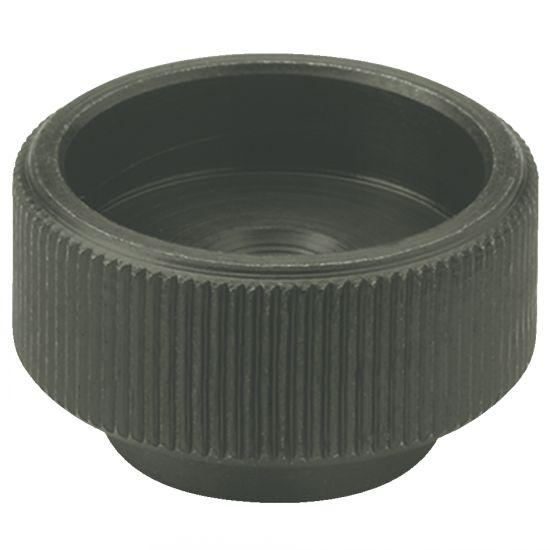 Ecrou moleté - acier ou inox