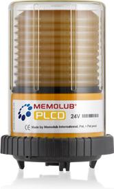 Single and multi-point, automatic lubrication systems - MEMOLUB® PLCD