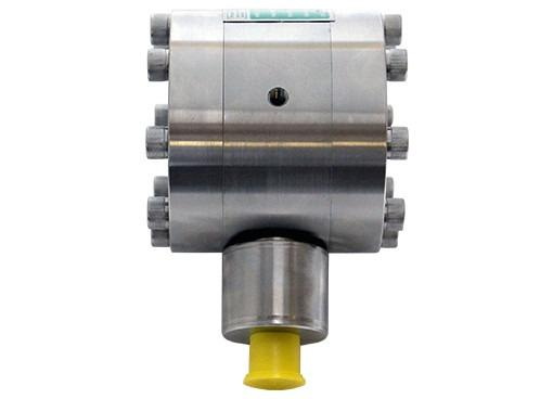Differential pressure transducer - 831x series - Differential pressure transducer, membrane, analog, stainless steel, Robust