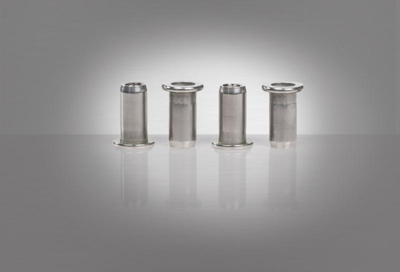 SoftGrip (blind rivet nuts) - The GESIPA® blind rivet nuts for plastics and CFRP applications.