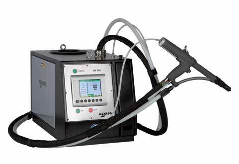 GAV 8000 eco (Automatic riveting machine)