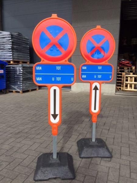 Verkeersborden - Set parkeerverbod E3