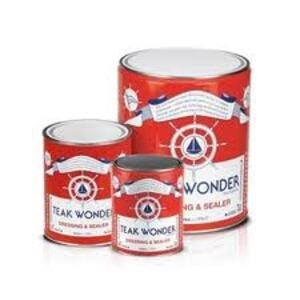 TEAK WONDER - TEAK WONDER OLIO LT.1 - Teak wonder