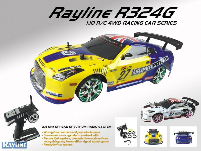 RC Ware anderer Hersteller RC Autos - R324G
