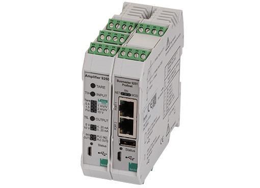 9251 系列总线控制器 - 快速、高精度、集成化、成本效益、I/O接口、多达9通道、节省空间
