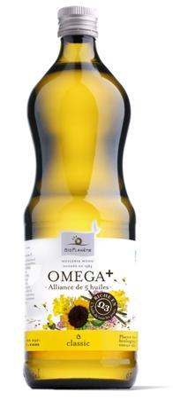 Oméga + - Produits oléicoles