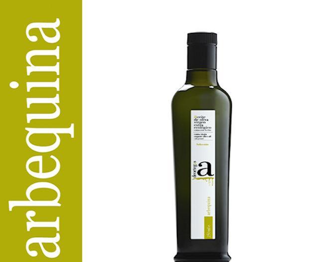 Arbequina olijfolie biologisch en extra ecologisch 250 ml
