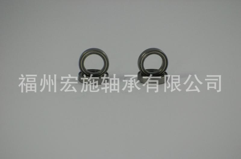 Metric MR Series Bearing - MR83ZZ-3*8*3