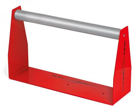 roll support, wall and table mountable - maintenance free metal self-construction