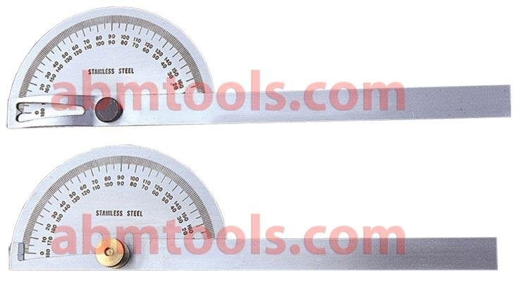 Protractor - Degree Protractor - Protractors measure angles in degrees.