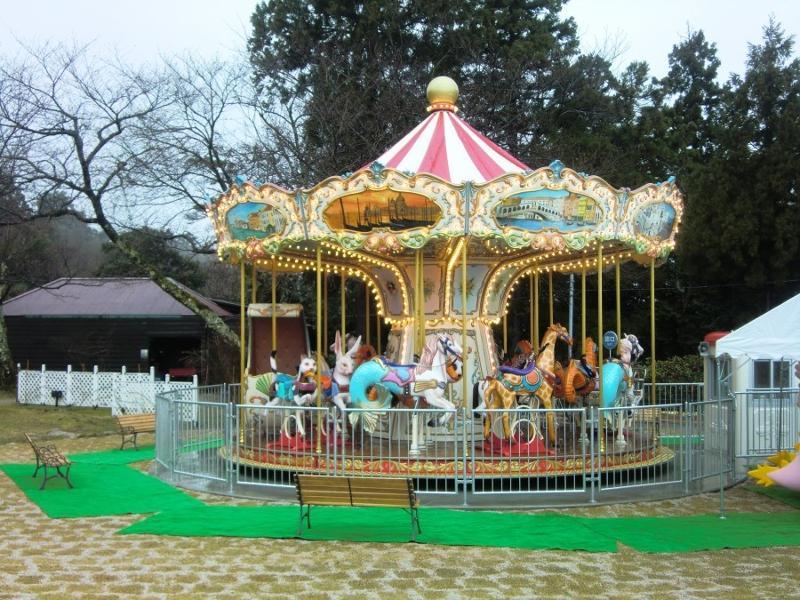 GC 7,00/1P - Venetian Carousel