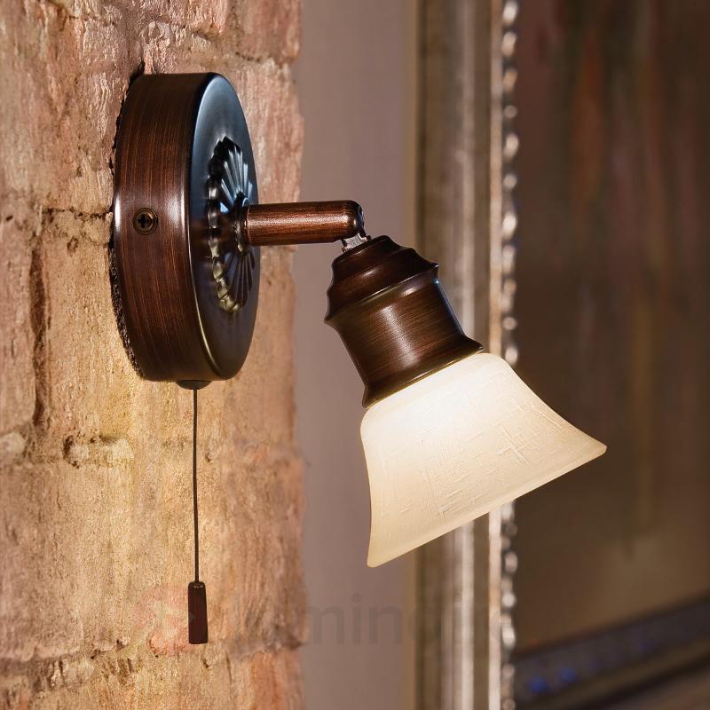 Applique décorative Elma - Appliques rustiques