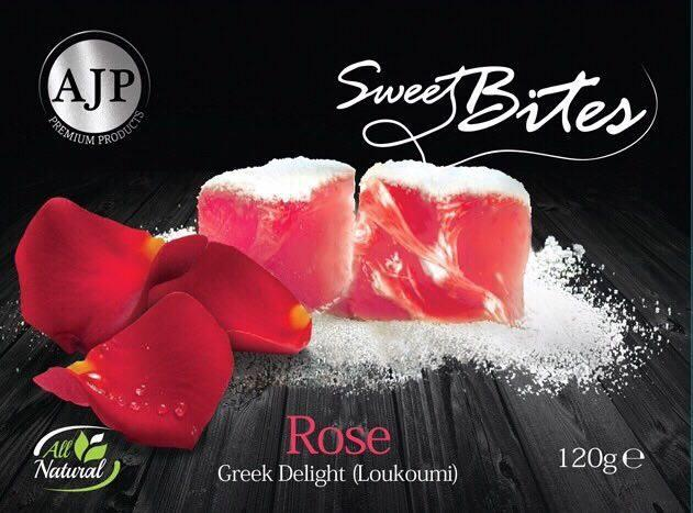 SweetBites Rose