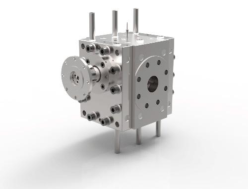 Gear Pumps - BOOSTER – Polymer Processing Pump