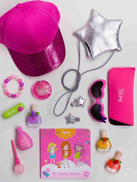 Nomi cosmetics for young girl's beauty bags - Kids cosmetics beauty bags for all occasions