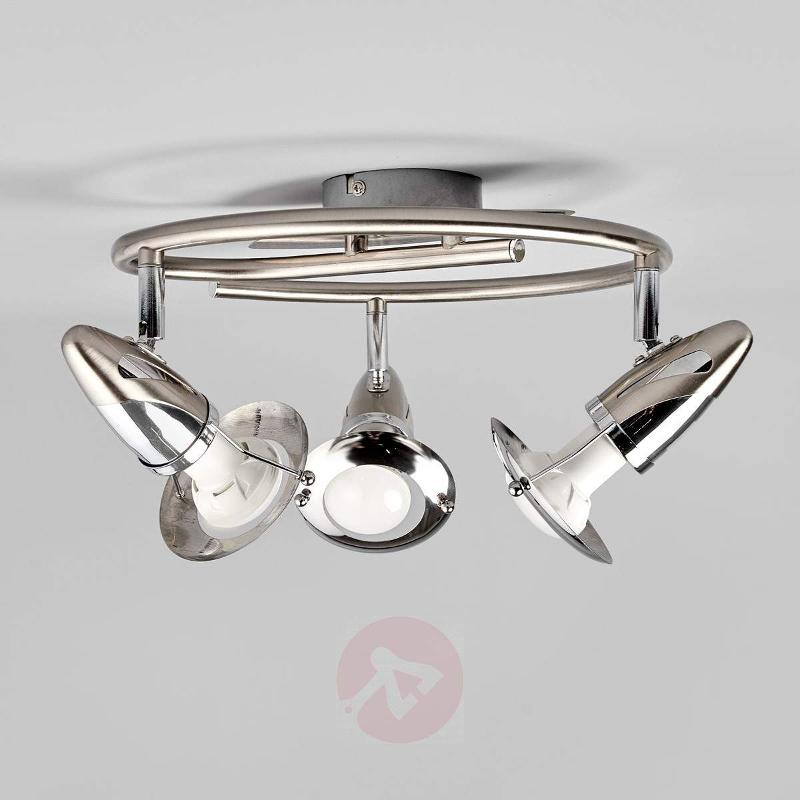 Round ceiling spotlight Sharleen with R50 LEDs - Ceiling Lights