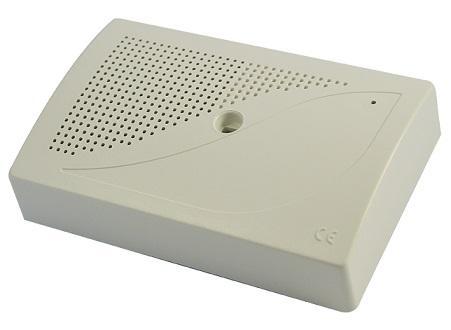 SI-BOX - Sirène d'alarme intérieure en ABS, auto-alimentée