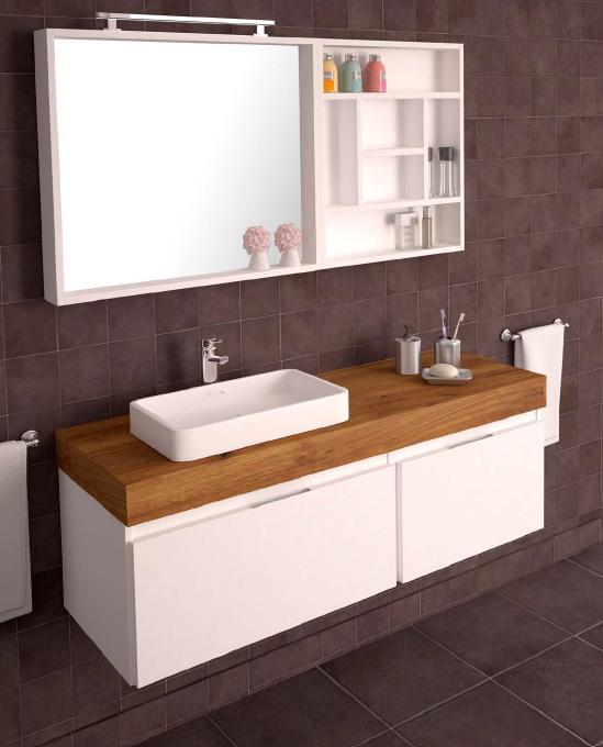 Conjunto baño - Lavabo