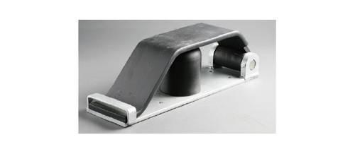 Federstahlpuffer - Federstahlpuffer 800x160x160