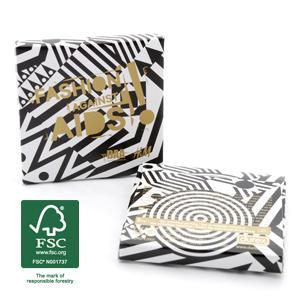 Pochettes personnalisées de préservatifs - 64duo