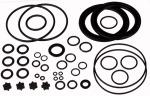 Seal set, for pressure amplifier and controller, 63 mm - Accessories and spare parts for air-air-multiplicator (booster)