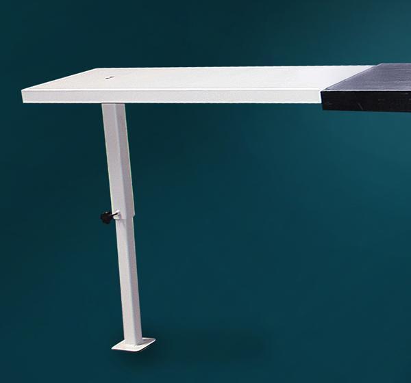 Allonge de table pour machine à bois - null