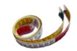 Centimètre tailleur souple 3C - Accessoires