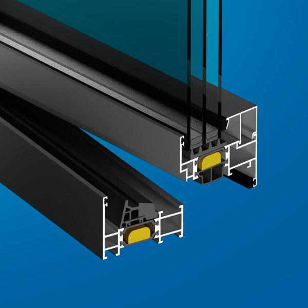 THERMEVO Polyamide 6.6 thermal break profiles