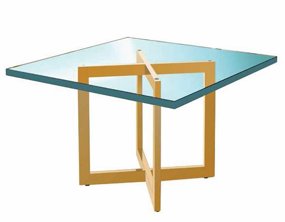 Tavolino quadrato - Modello 991 BIS
