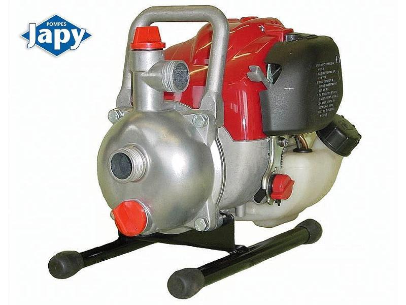 Motopompe centrifuge auto-amorçante - GMP6 et GMP6B - null
