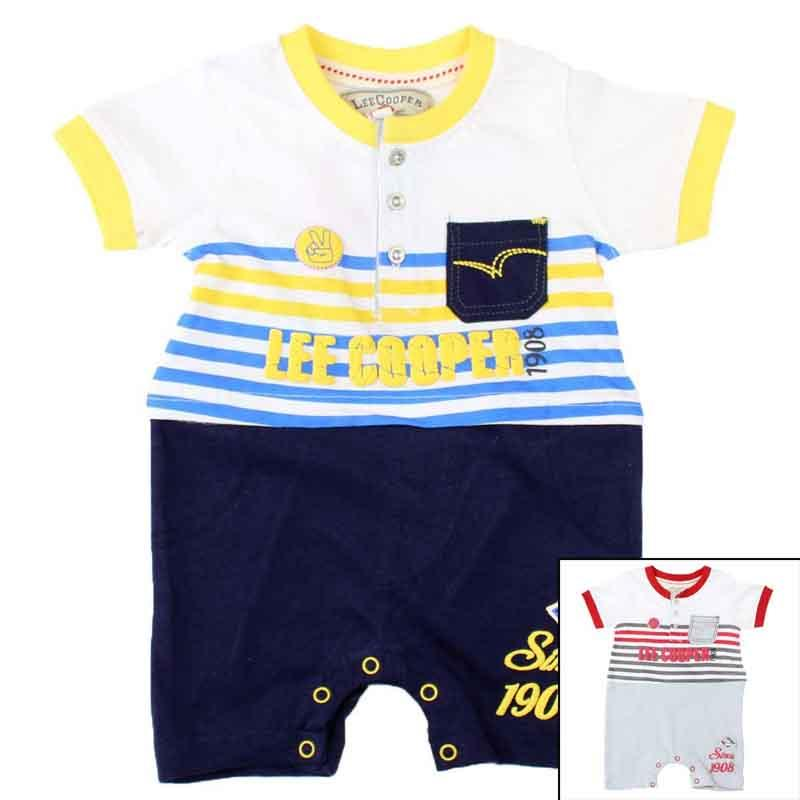 Distributor combishort licenced Lee Cooper baby - Summer Set