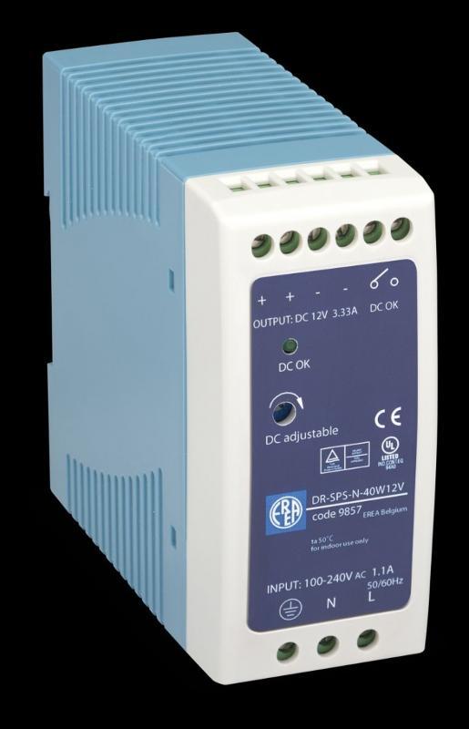DC Power Supply Units - DR-SPS-N40W12V