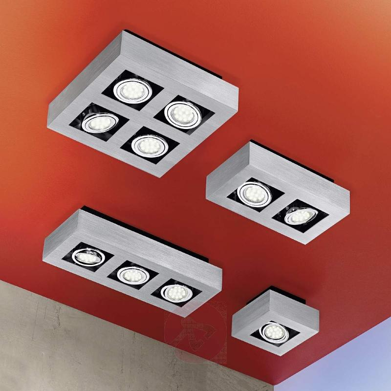 Loke Aluminium Ceiling Light with LED - Ceiling Lights