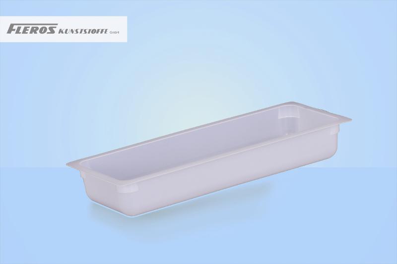 Sealing bowls - FK 1.250 rectangular bowl, able to seal