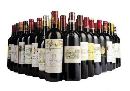 Vins de France  - Bordeaux-Bourgogne-Alsace-Côte du Rhône-Pays d'Oc-Gascogne