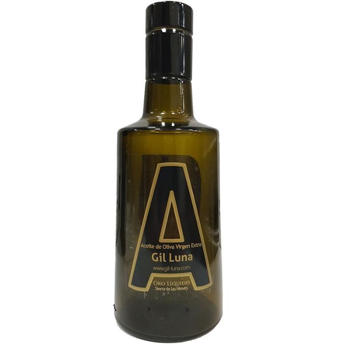 ceite de Oliva Virgen Extra - Cristal 500 ml irrellenable en caja de 12 unidades