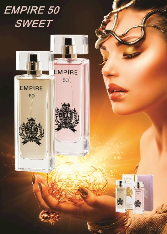 Parfums Pour elle - EMPIRE 50 SWEET