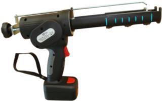 Customized sealant and adhesive applicator - PowerMax HPS-3CS-10.8V Li-Ion