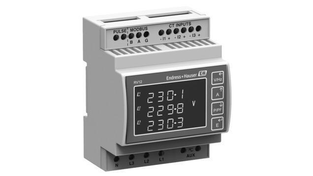 composants systeme enregistreur datamanager - compteur energie electrique RV12
