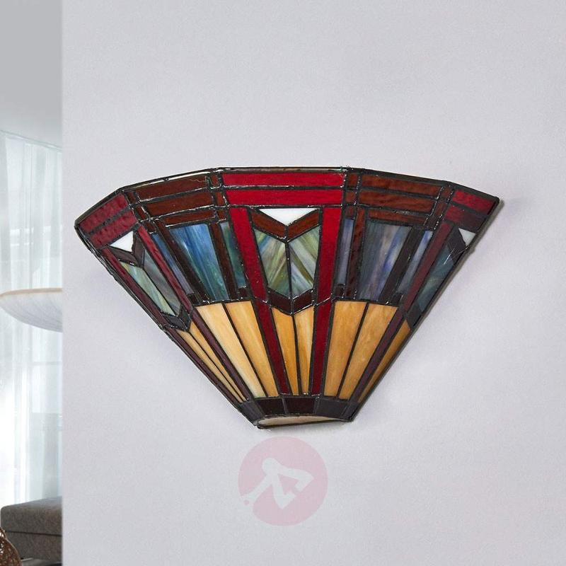 LILLIE wall light in Tiffany style - Wall Lights