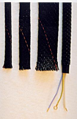 Tresse tubulaire Teryl® expansible - null