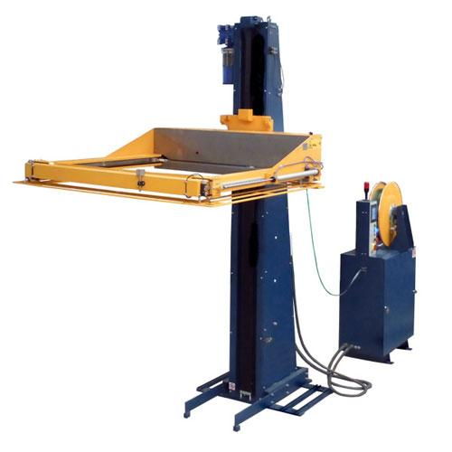 2903 Horizontal automatic strapping machine for pallets