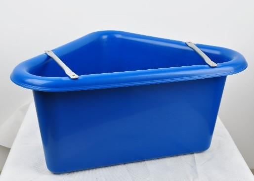 45L Horse Water Bucket - Plastic Horse Water Bucket, horse feeding bucket