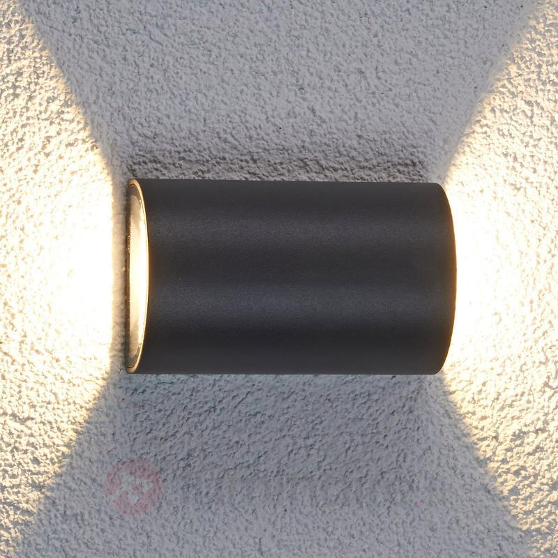 Applique d'extérieur LED Jale 2x6W - Appliques d'extérieur LED