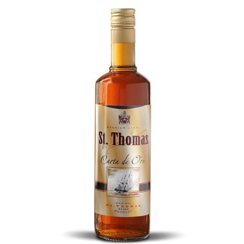 St. Thomas Carta de Oro - null