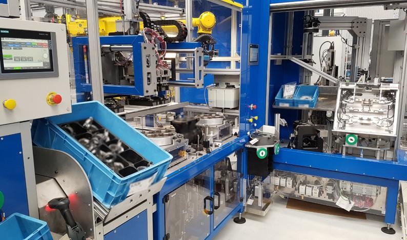 CREI - Conception et réalisation d'équipements sur-mesure, machines spéciales à Caen