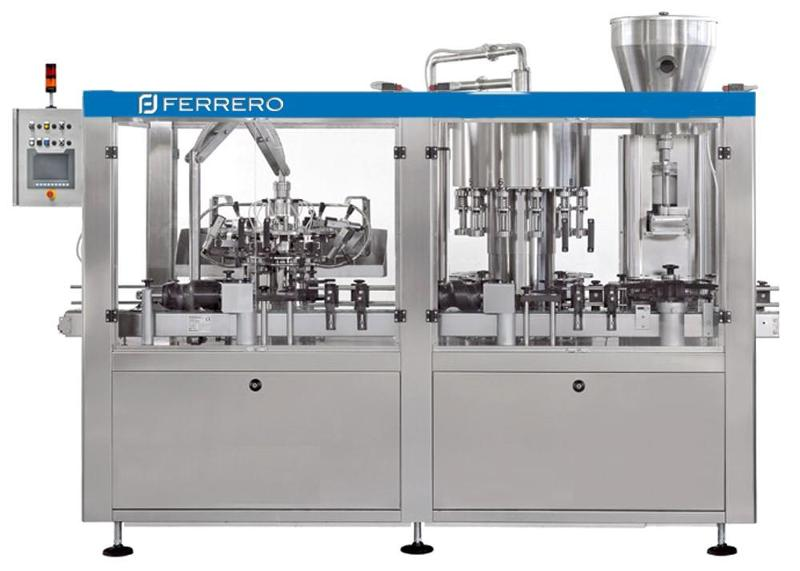 Bottle Filling Machines - null